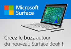 Challenge Surface Book